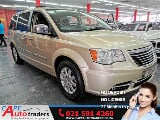 Photo Gold Chrysler Grand Voyager 2.8CRD Limited AT...
