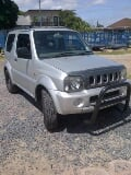 Photo 2010 Suzuki Jimny 1.3 4x4 suv (manual). Very...