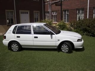 Toyota tazz north west used cars - Trovit