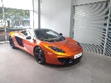 Photo 2012 McLaren MP4 12C Coupe