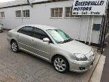Photo 2009 Toyota Avensis 2.0 Advanced AT