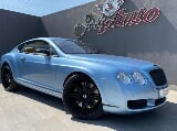 Photo Bentley Continental GT 2006