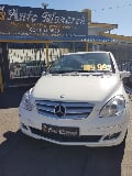 Photo White Mercedes-Benz B 200 with 156837km...