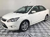 Photo 2009 Ford Focus 2.0TDCi 4-door Si Powershift...