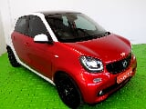 Photo 2016 smart forfour 1.0 prime