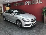 Photo Mercedes benz cla 200d amg