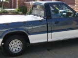 Photo 1990 Ford Courier Bloemfontein, Free State -...