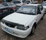 Photo 2002 toyota tazz 130