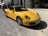 Photo 2007 Porsche Boxster, Yellow with 55500km...
