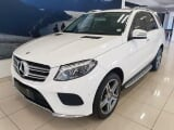 Photo 2016 Mercedes-Benz GLE GLE350d (Used)