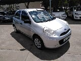 Photo Silver Nissan Micra 1.2 Acenta with 71558km...