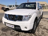 Photo 2016 Nissan Navara 2.5 dCi 4x2 XE K/Cab, White...