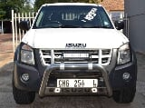Photo Isuzu KB 250D Teq double cab 4x4 LE 2011