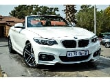 Photo 2019 BMW 220i Convertible M Sport Auto