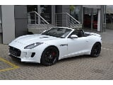 Photo White Jaguar F-Type 3.0 V6 S Convertible with...