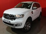 Photo 2020 Ford Everest 3.2 Tdci Xlt 4X4 At
