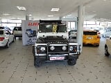 Photo 2012 land rover defender 110 2.2d s/w