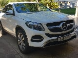 Photo 2016 Mercedes-Benz GLE 350 d Coupe 9G-Tronic
