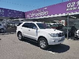 Photo 2011 Toyota Fortuner 3.0 D-4D Raised Body