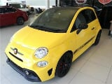 Photo 2017 Abarth 595 1.4 Tjet Competizione, Yellow...