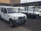 Photo 2011 Mahindra Scorpio Pick-Up 2.5 TD