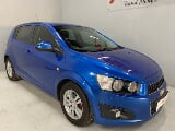 Photo 2012 Chevrolet Sonic Hatch 1.4 LS for sale!