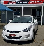 Photo 2012 Hyundai Elantra 1.6 GLS for sale!