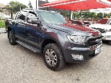 Photo 2018 Ford Ranger 3.2TDCi Double Cab 4x4...