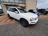 Photo Volvo XC90 D5 7-seater G/Tronic, White with...