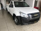 Photo Isuzu - New D-Max 250C Single Cab Pick Up