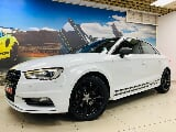 Photo 2017 Audi A3 Sedan 1.4 TFSI SE S-Tronic, WHITE...