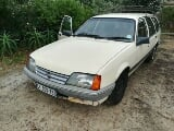 Photo 1986 Opel Rekord Stationwagon