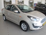 Photo Ford - New Figo 1.5 Trend Sedan