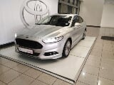 Photo 2015 Ford Fusion 2.0 EcoBoost Titanium Auto