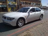 Photo 2004 BMW 7-Series Sedan for Sale in Benoni,...