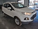 Photo 2018 ford ecosport 1.5tivct titanium p/shift
