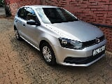 Photo Silver Volkswagen Polo 1.2 TSI Trendline with...