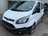 Photo 2018 Ford Tourneo Custom 2.2 TDCi Ambiente SWB...