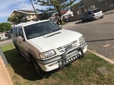 Photo 2004 isuzu 4x4 kb 300 tdi lx diesel double cab...